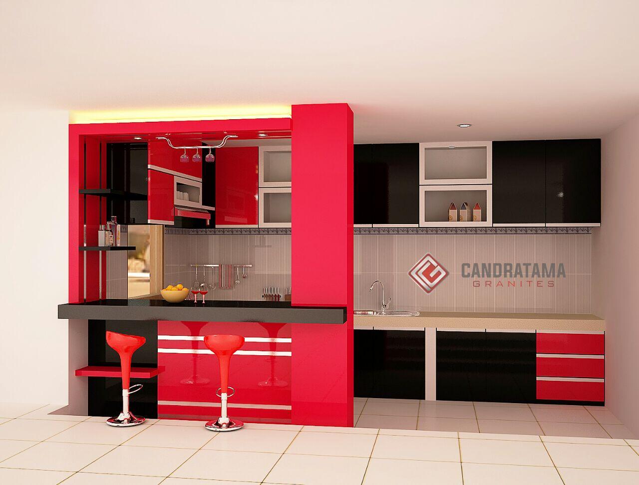 Jasa Desain Interior Terpercaya Dan Bergaransi Kontraktor Interior # Meuble Tv Kaorka