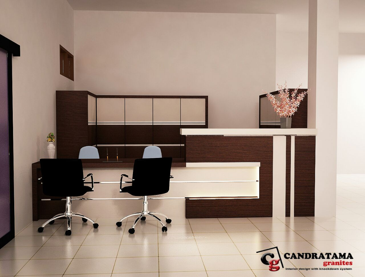 jasa interior kantor ngawi