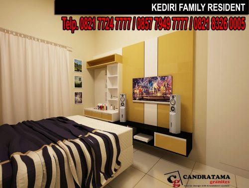 interior tempat tidur minimalis