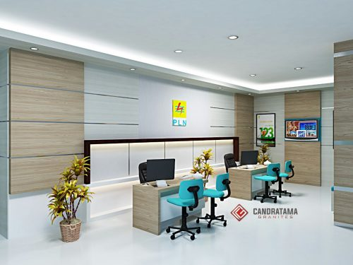interior kantor minimalis