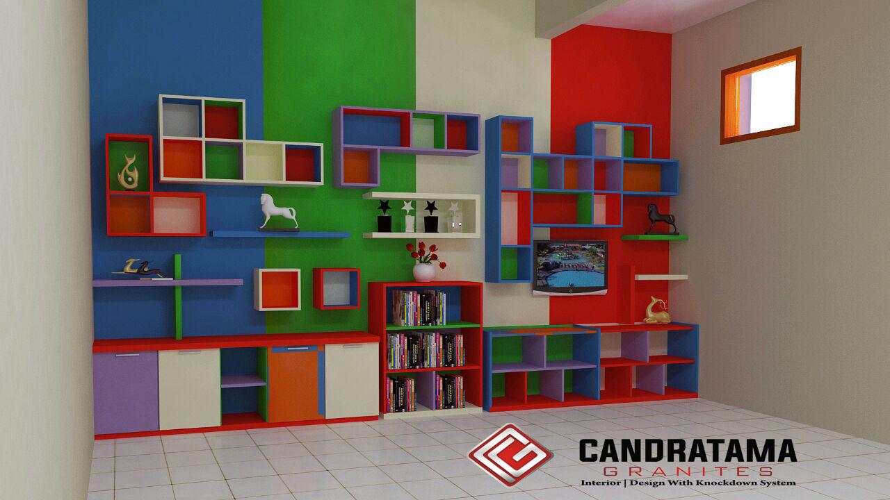 Desain Interior Taman Kanak Kanak Taman Kanak-kanak Playground Trenggalek