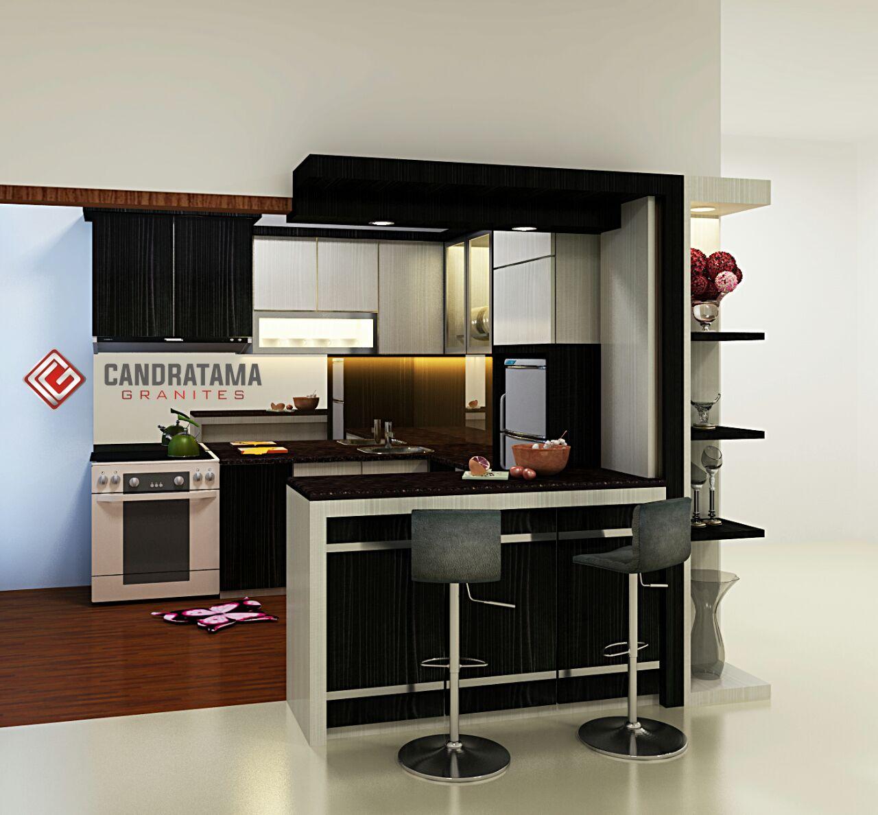 Kitchen Set Surabaya: Jasa Desain Interior Malang Nganjuk