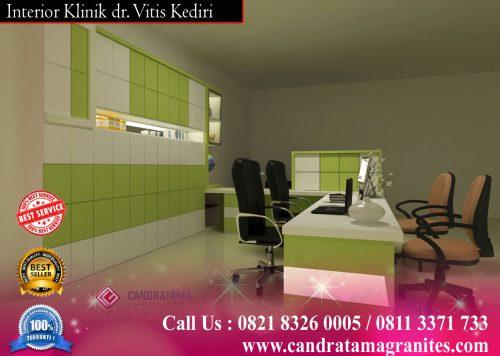 interior kantor minimalis nyaman