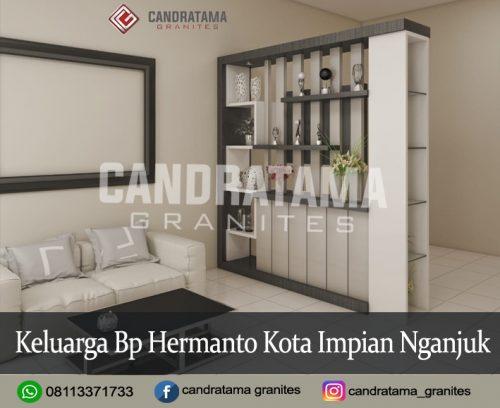 interior sekat rumah sederhana