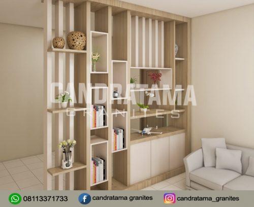 sekat ruangan sederhana modern