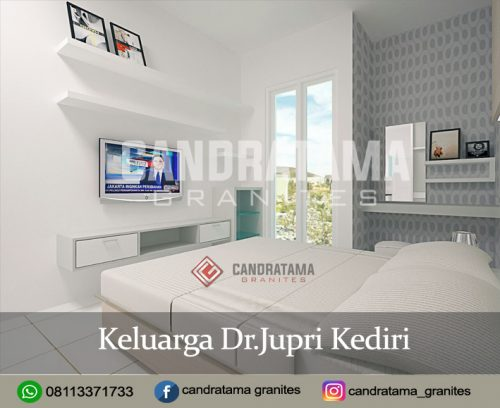 interior rak tv kamar