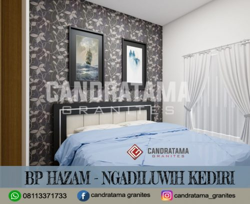 interior tempat tidur cantik