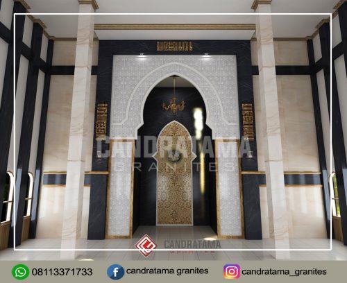 masjid bahan granit