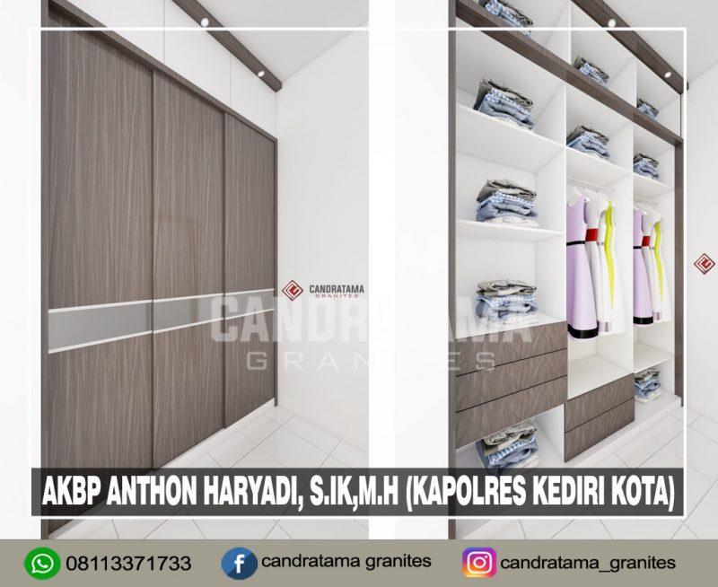 interior minimalis lemari baju