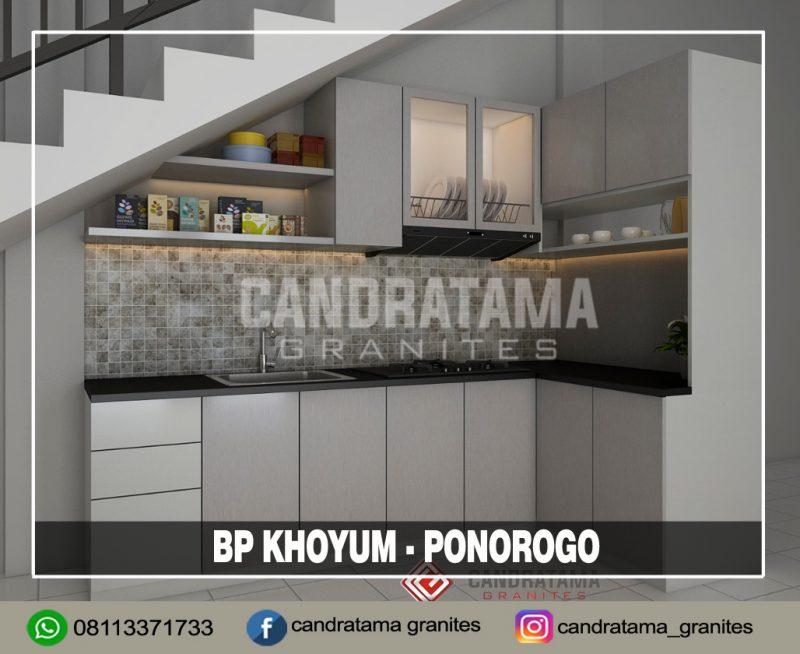 kitchenset ponorogo-desain dapur ponorogo-interior dapur ponorogo-jasa kitchenset ponorogo