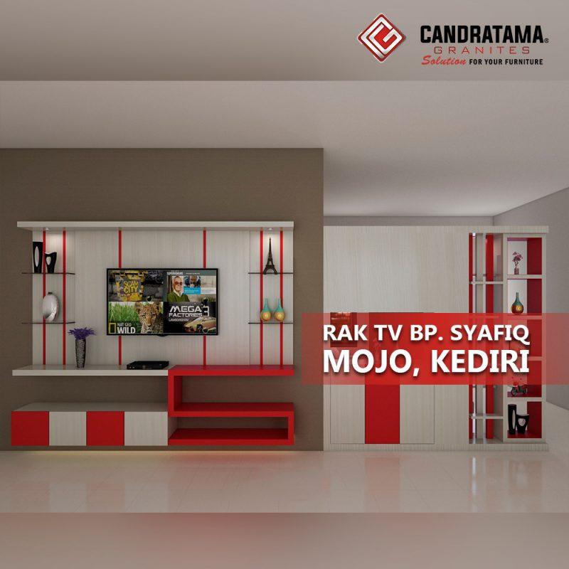 desain interior rak tv