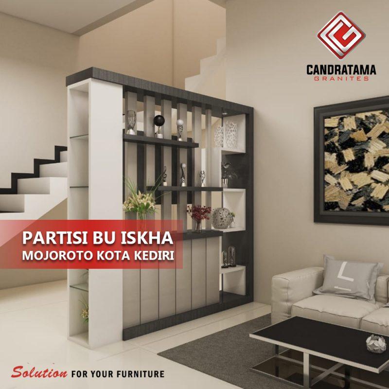 interior pembatas ruangan sederhana