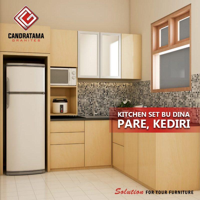 interior kitchen set
