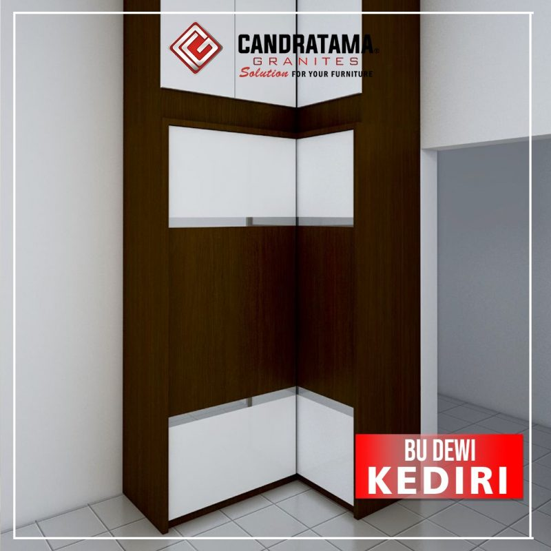 interior lemari baju minimalis