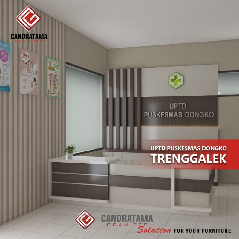 INTERIOR UPTD PUSKESMAS DONGKO, TRENGGALEK 08113371733