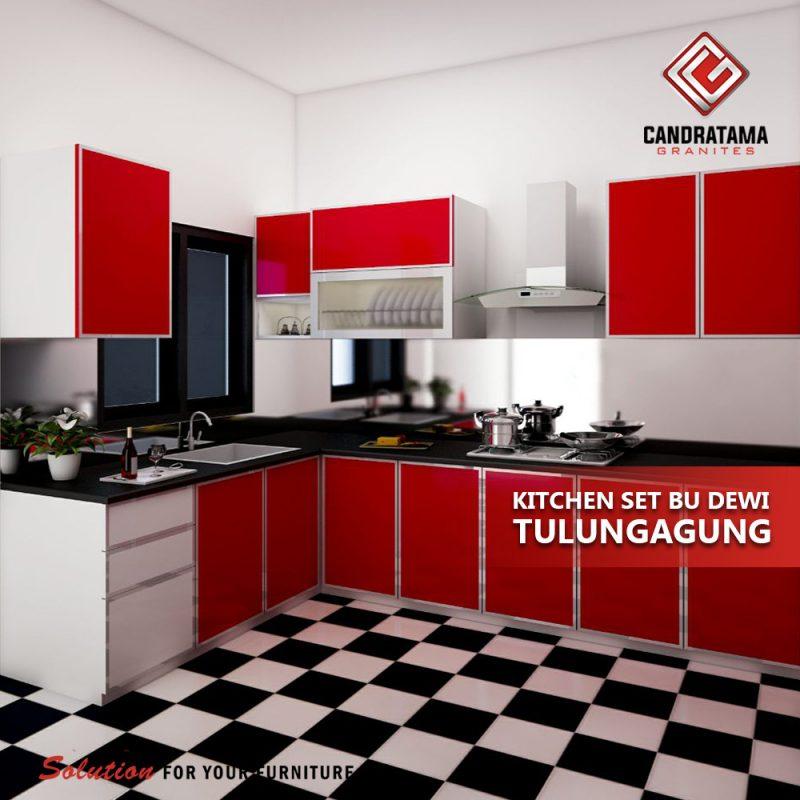 Material Kitchen Set Agar Tampilan Dapur Lebih Cantik Dan Menarik