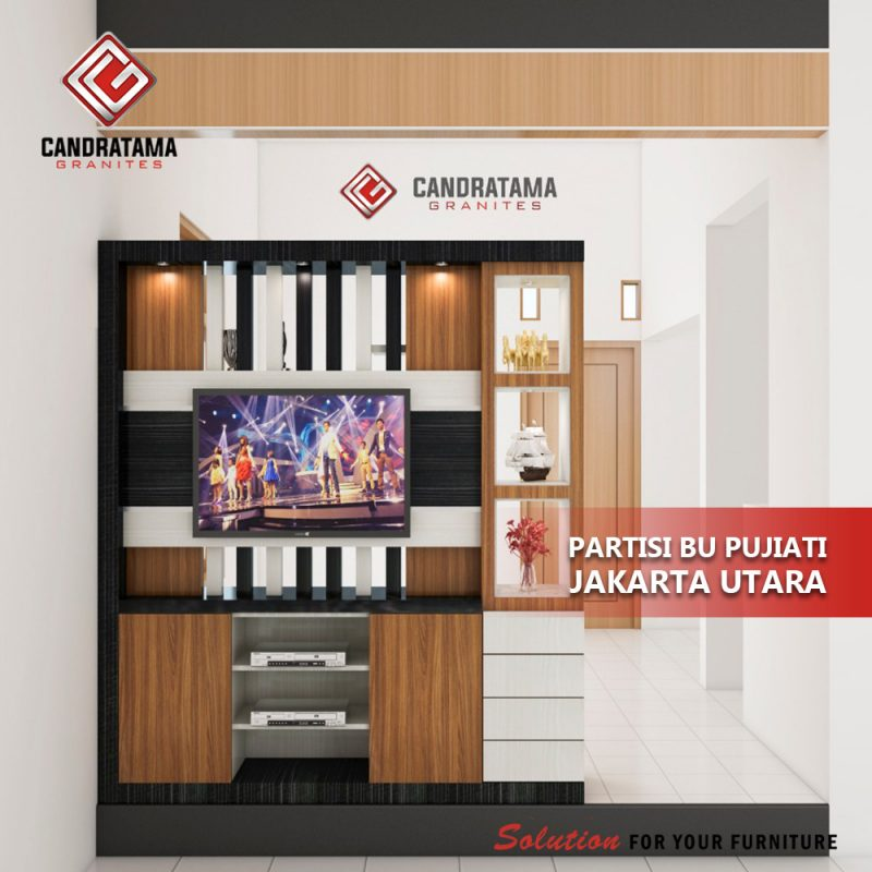 INTERIOR PARTISI BU PUJIATI, JAKARTA UTARA 08113371733