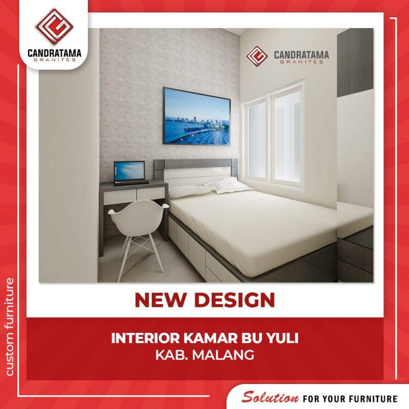 model kamar minimalis