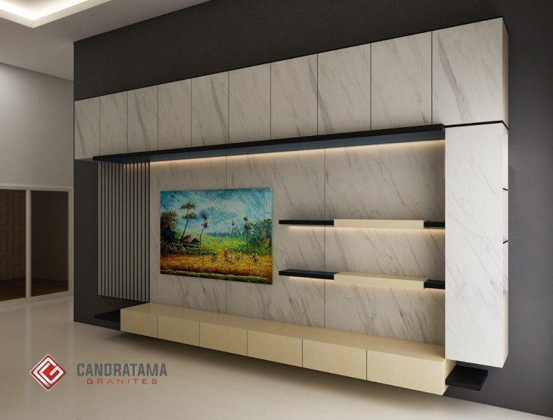 interiorrumahmewah-kitchenset-minibar-backdroptv-lemaribaju-kitchenset